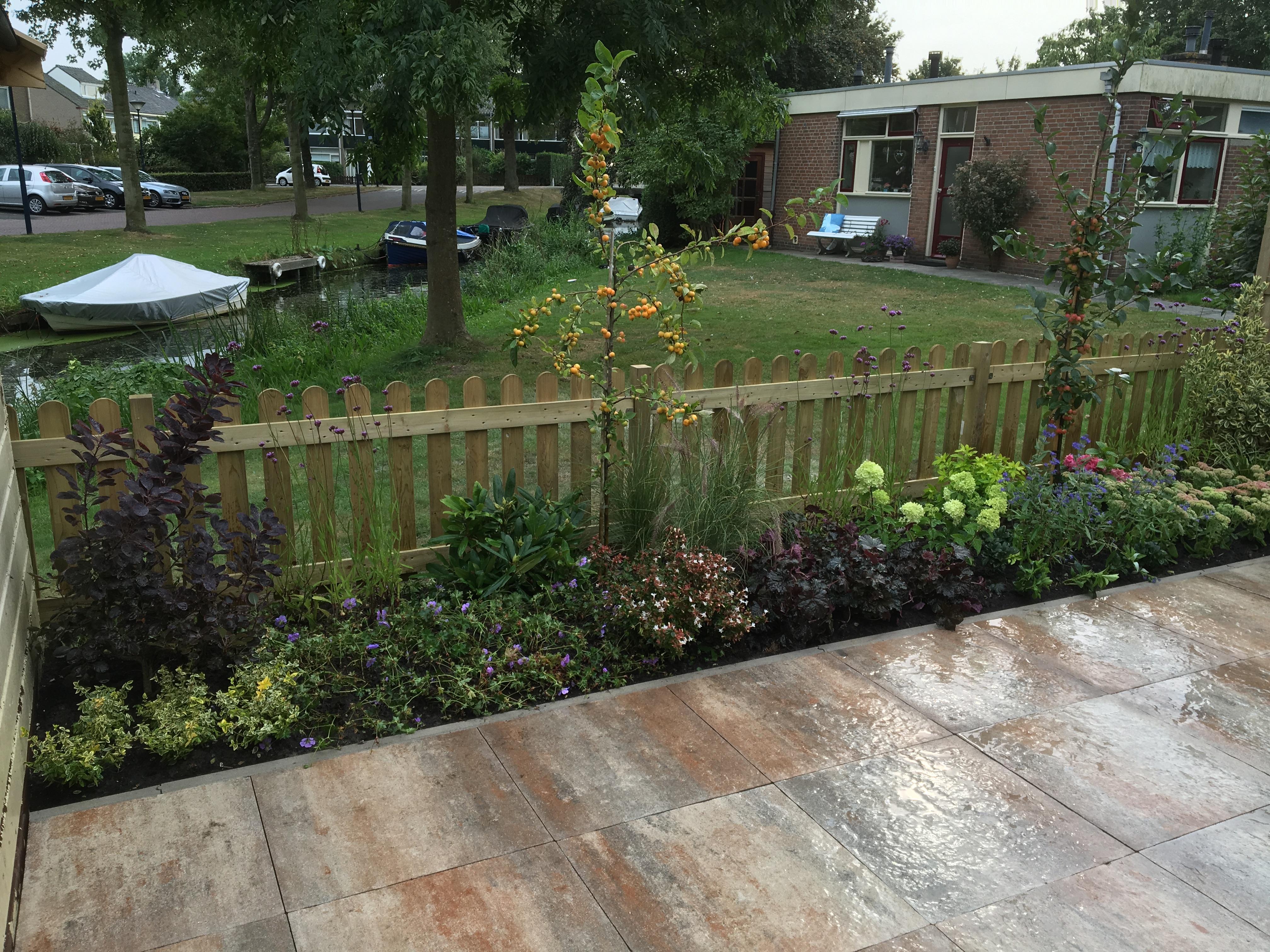 Kleine tuin hoveniersbedrijf wouter wigman for Aanleg kleine tuin